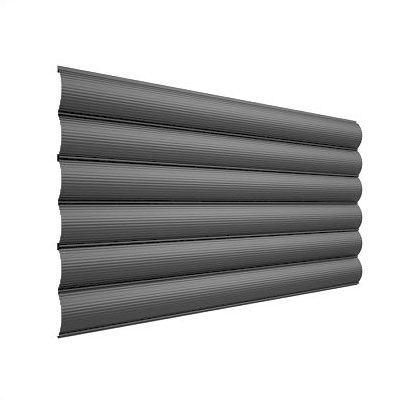 Блок-хаус металлический – цена Ral 7024