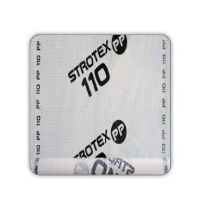 Гидробарьер Strotex 110 PP, (75 кв.м.-рулон) цена