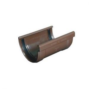 Соединитель желоба на резинках пластмо цена– 125-90