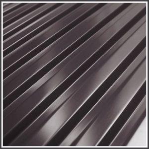 цена Профнастил ПС-12 — Корея 0,45 Мат - ЗАВОД МОДУЛЬ