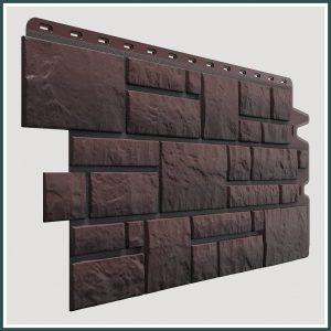 цена Фасадная панель BURG, Темный